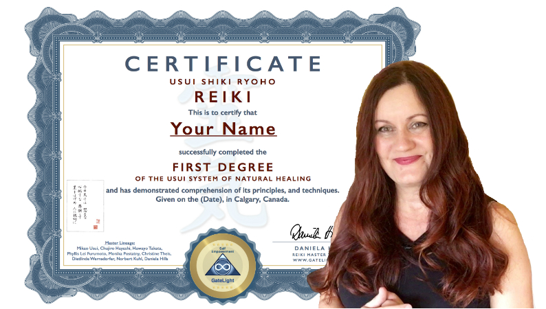 Learn REIKI in Calgary