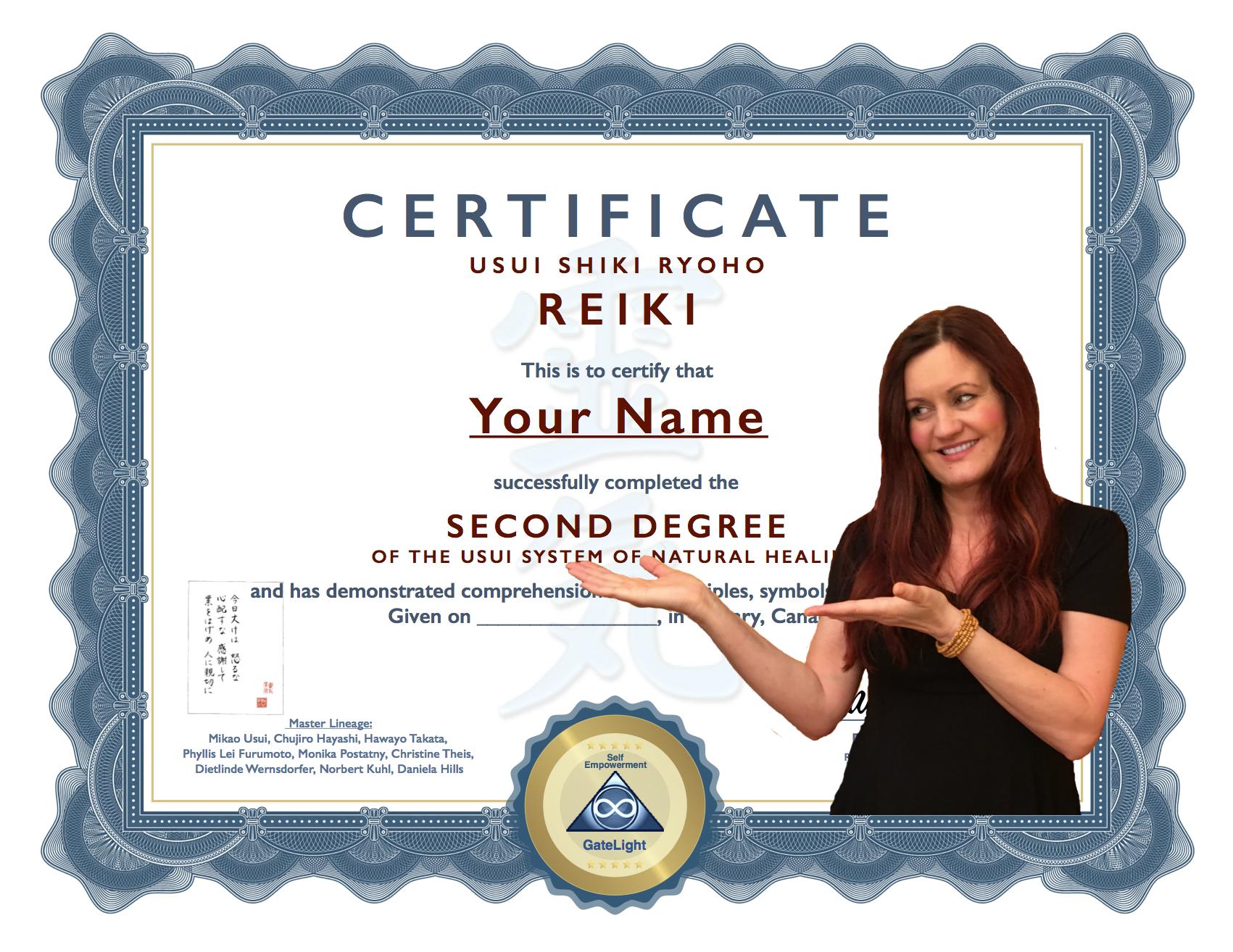 learn how to do reiki