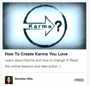 Get Rid Of Bad Karma