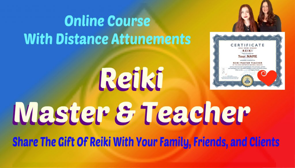 Reiki Master Teacher Training