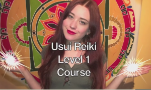 Teaching Reiki Level 1