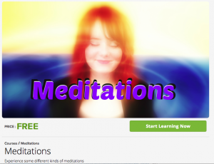 Learning And Meditation