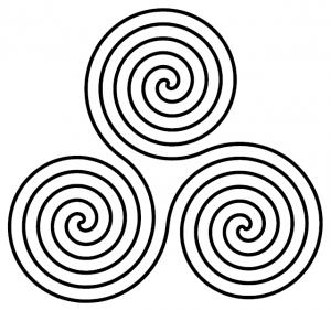 symbol for karma