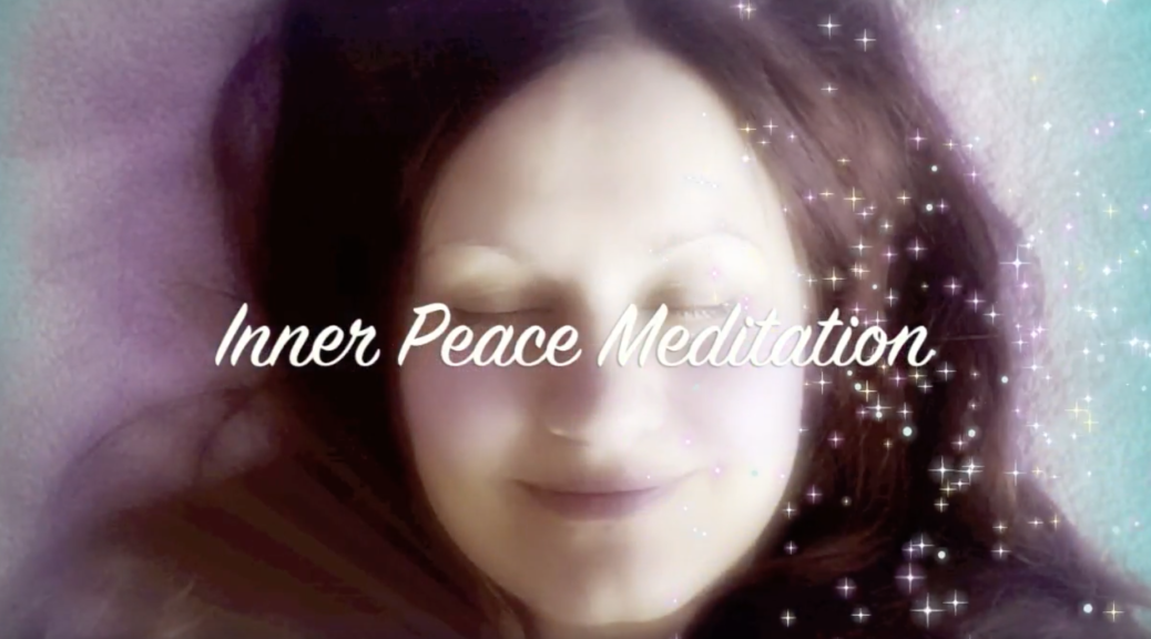 How to Find Inner Peace Through A Guided Meditation