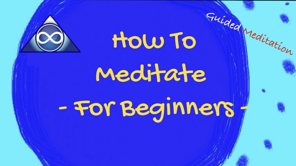 A Guided Meditation: How To Meditate For Beginners