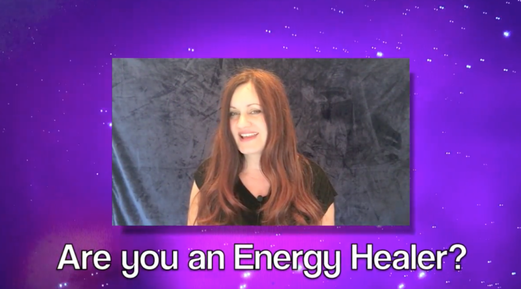 Are you an Energy Healer?