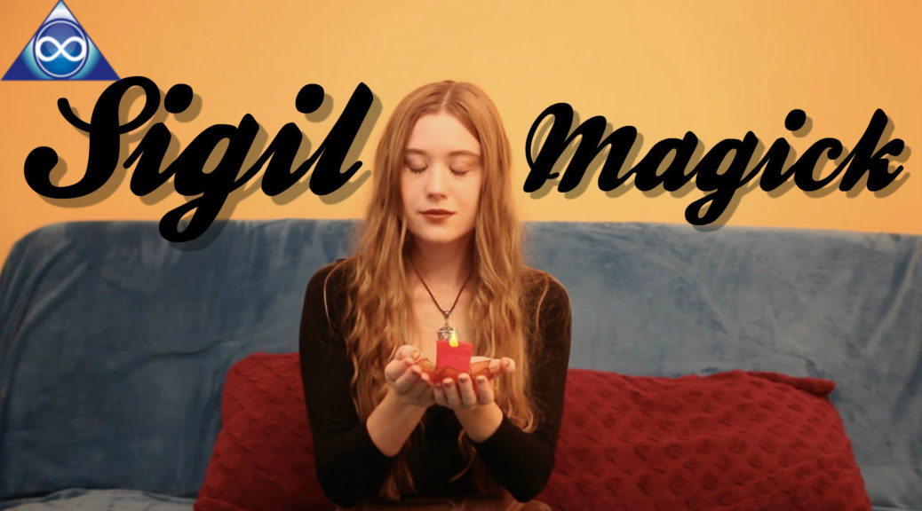 Sigil Magick - An Ancient Way Of Witchcraft Online Course!
